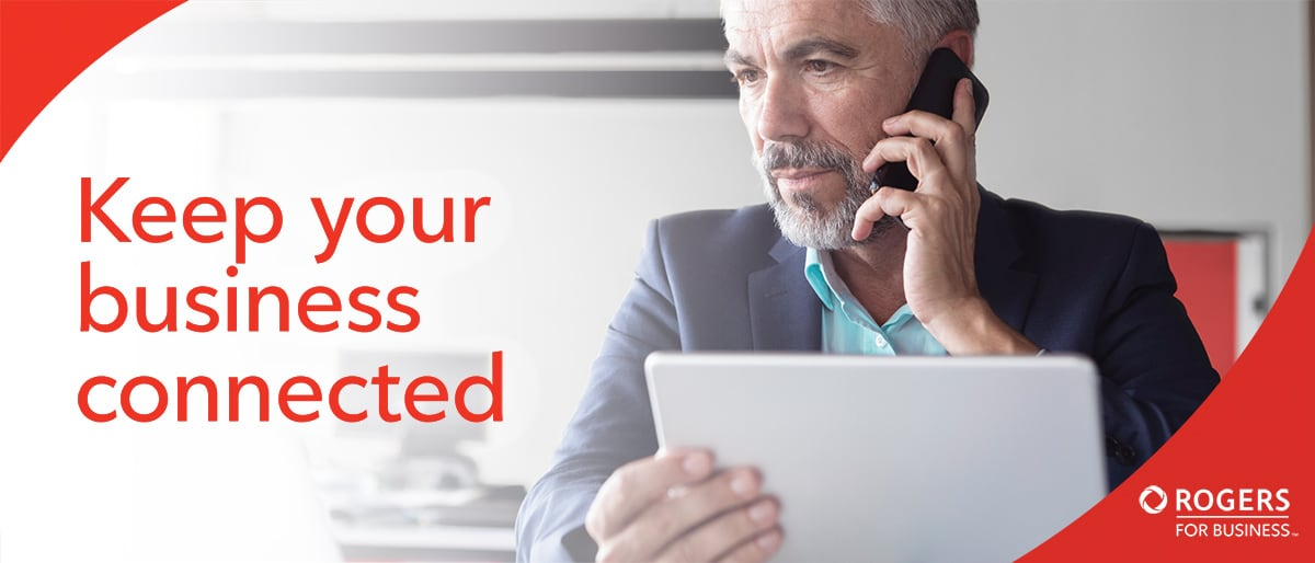 Keep your business connected